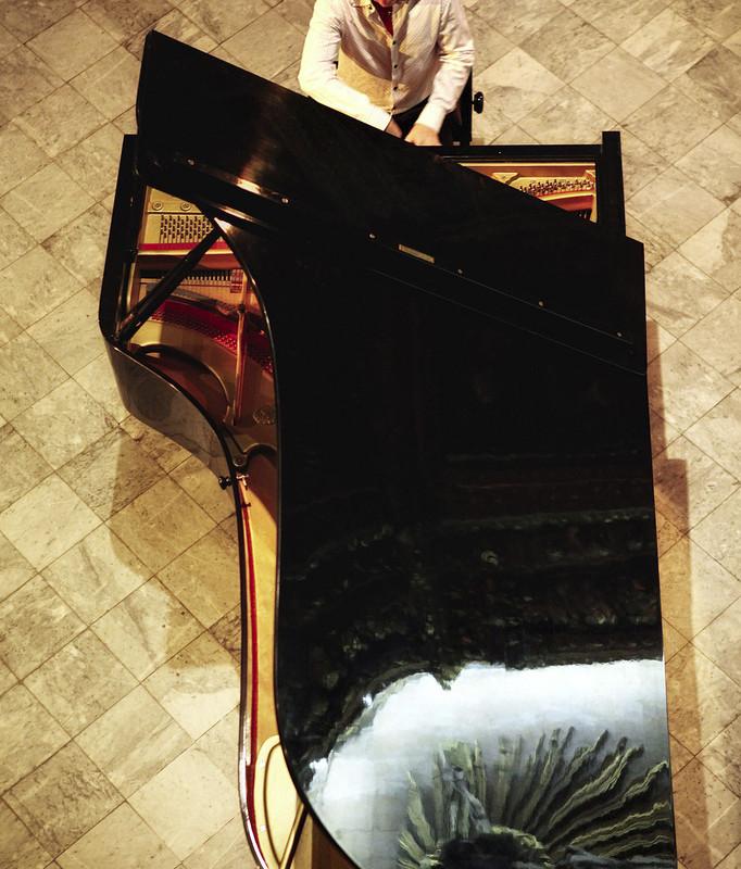DANIEL GORTLER MIMO 2011, Concert in Capela Dourada